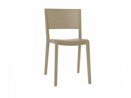Židle Spot béžová