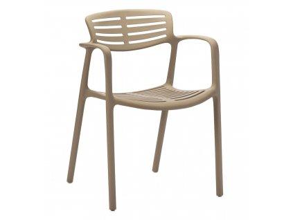 Židle Toledo Aire béžová