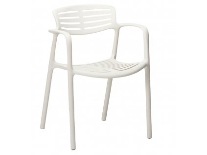 Židle TOLEDO AIRE krémová