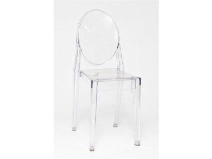Židle Viki transp