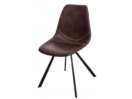 Židle Vincent M světlá hnědá
