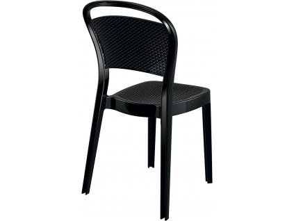 Židle Visual černá