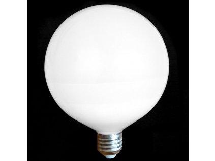 Žárovka Plná koule mléčná LED 6V BF96