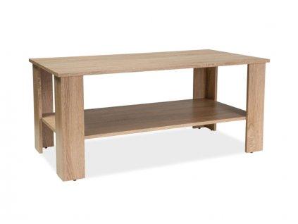 Konferenční stolek ARIEL BARVA DUB SONOMA 110x60x50