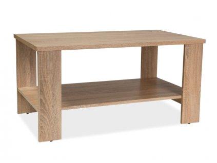 Konferenční stolek SARA BARVA DUB SONOMA 100x55x50