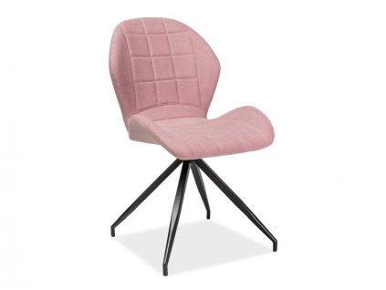 Židle HALS II růžová