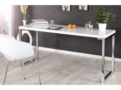 Psací stůl VERK 140x60 bílý