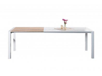 Stůl rozkládací CASPER 135-175-215 dub