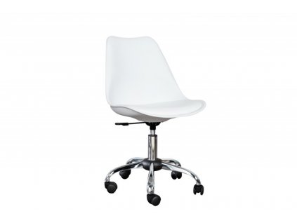 Kancelářská židle SCANDINAVIA bílá