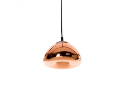 Závěsná lampa BELLA 18 - kov, sklo