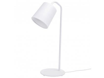 Kancelářská lampa FLAMING TABLE bílá