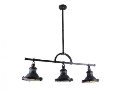 Lampa závěsná LW79 černá