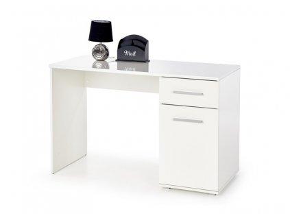 LIMA B-1 psací stůl bílý