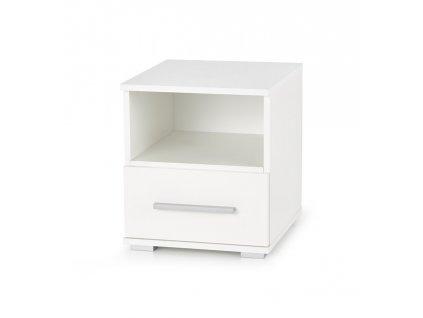 LIMA SN-1 noční stolek bílý