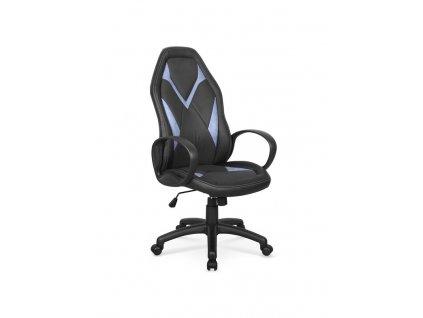COYOT kancelářské křeslo černo-modré