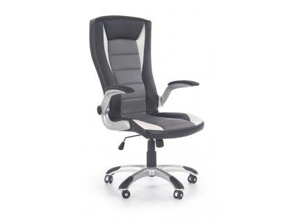 UPSET kancelářské křeslo černé / bílé / šedé