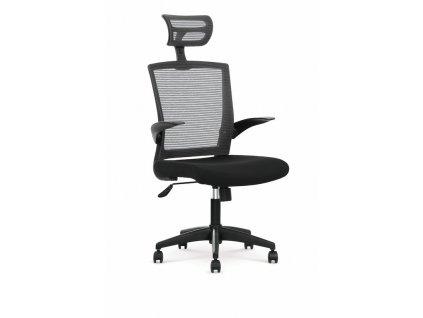 VALOR kancelářské křeslo černo / šedé