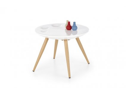 MARITA stolek bílý