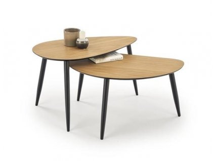 RECORD obdélníkový sada: stůl + 4 židle bílá (2p=1 ks)