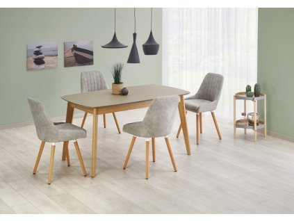 ONTARIO stůl šedý