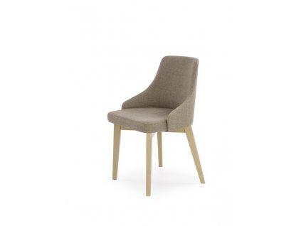 TOLEDO židle dub sonoma / polstrování: inari 23
