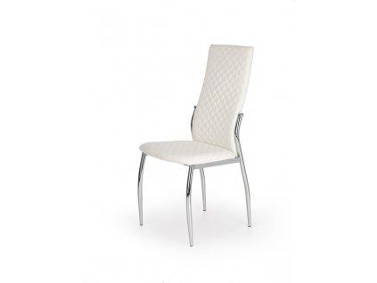 K238 židle bílá