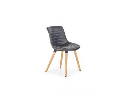 K267 židle černá