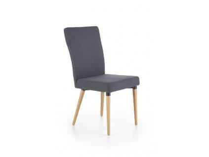 K273 židle tmavě šedá