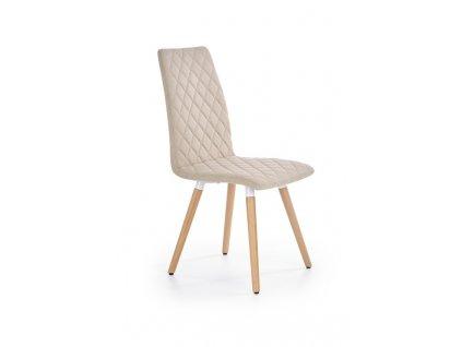 K282 židle béžová