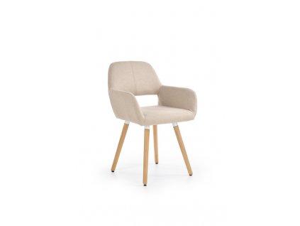 K283 židle béžová