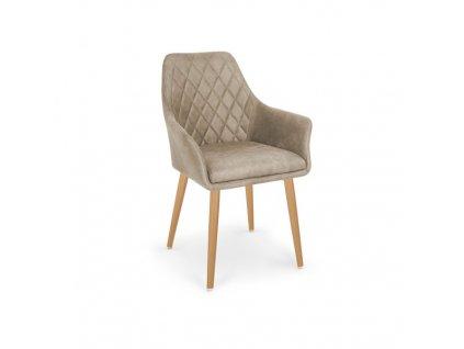 K287 židle béžová