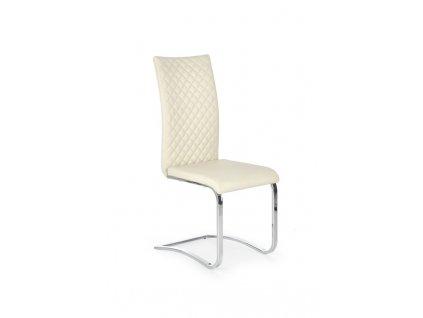 K293 židle krémová