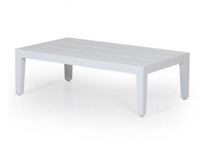 Bílý stoleček pomocný Palma
