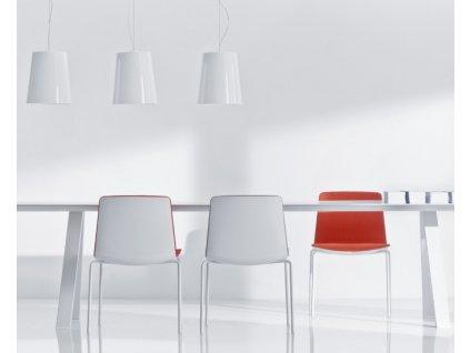 Čalouněná židle Noa 725 v barvě G69