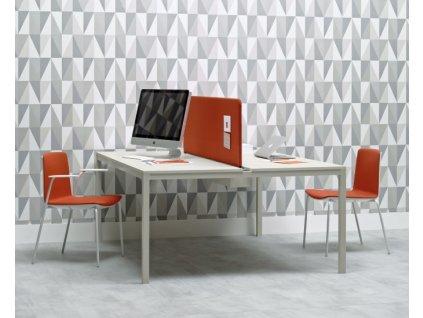 Čalouněná židle Noa 726 v barvě G69
