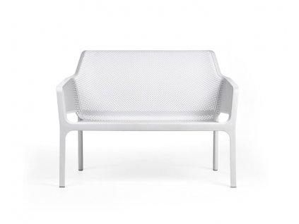 Bílá lavice Net
