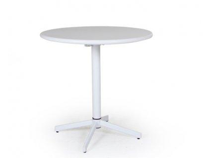 Ocel stolek kulatý Oglio