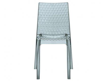 Průhledná židle HYPNOTIC