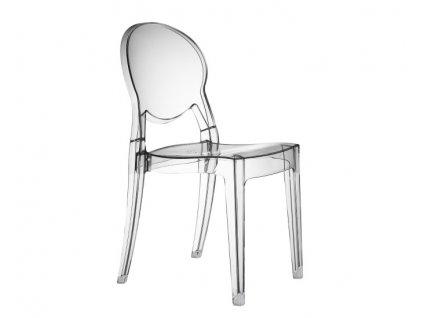Židle Igloo Scab Design: transparentní
