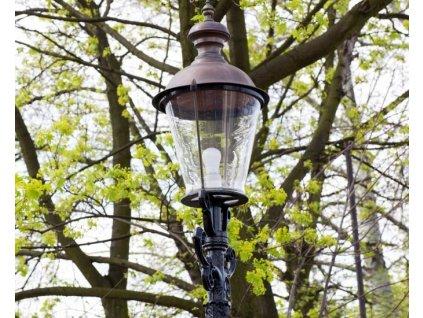 Lampa zahradní stojící Kabelvaag