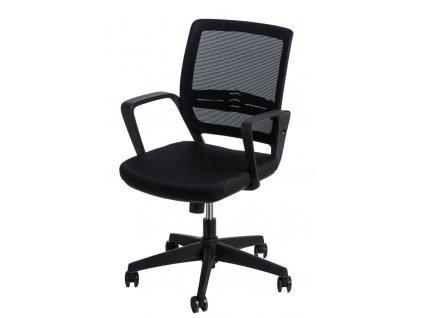 Kancelářské křeslo SECA B černé/černé