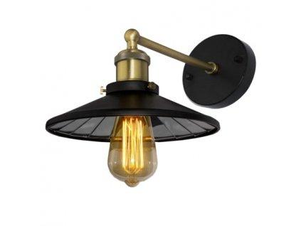 Lampa nástěnná Eindhoven Loft 3 B