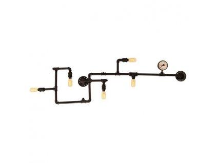 Lampa nástěnná Industriální Loft 2