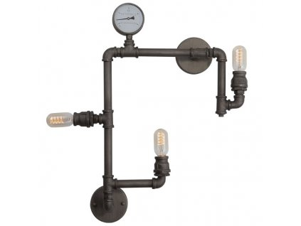 Lampa nástěnná industriální LOFT 5