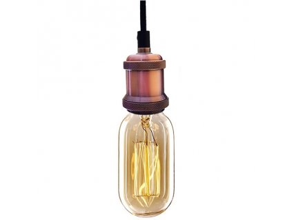 Lampa závěsná INDUSTRIAL CHIC EDISON bf27