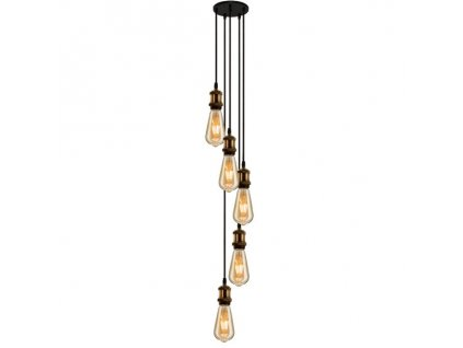 Lustr Industrial Chic Gold