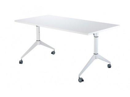 Psací stůl DESK 160x60 bílý