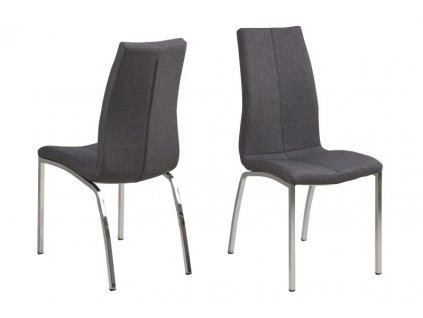 Židle ASAMA šedá