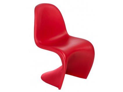 Židle BALANCE pp červená
