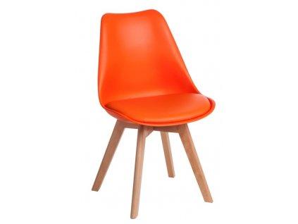 Židle Norden Cross PP oranžová 1614